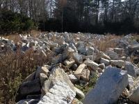 granite-pile