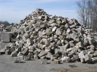 granitecobblestonepile